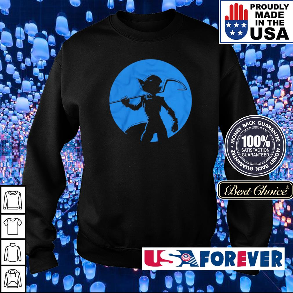 Sly Cooper silhouette Elusive Bandit s sweater