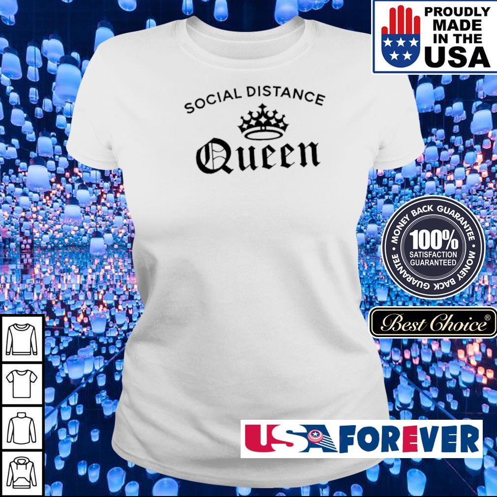 Social Distance Queen s ladies
