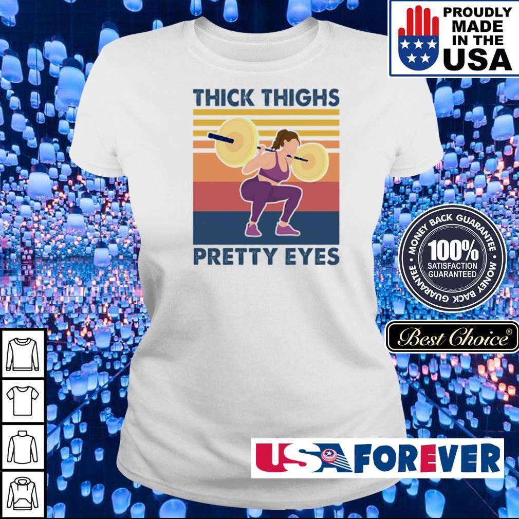 Squat thick thighs pretty eyes vintage s ladies
