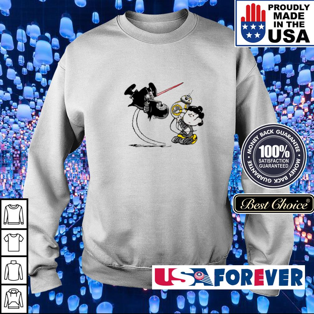 Star Wars Darth Vader and Charlie Brown s sweater