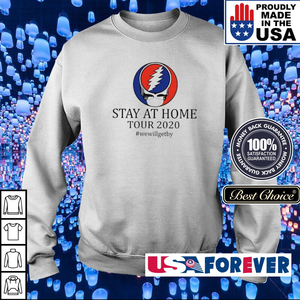 Stay at home tour 2020 #wewillgetby s sweater