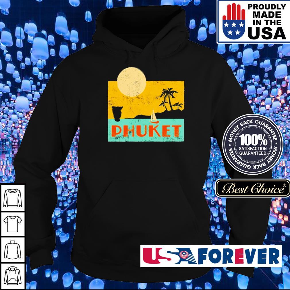 Sun beach Phuket s hoodie