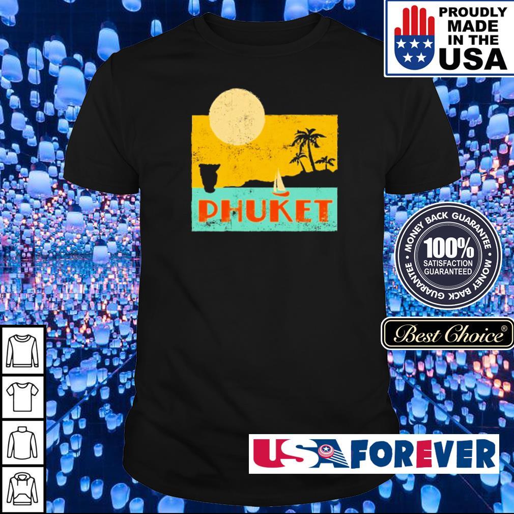 Sun beach Phuket shirt