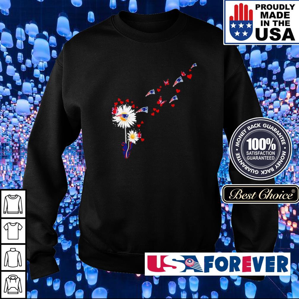 Sunflowers New England Patriots s sweater