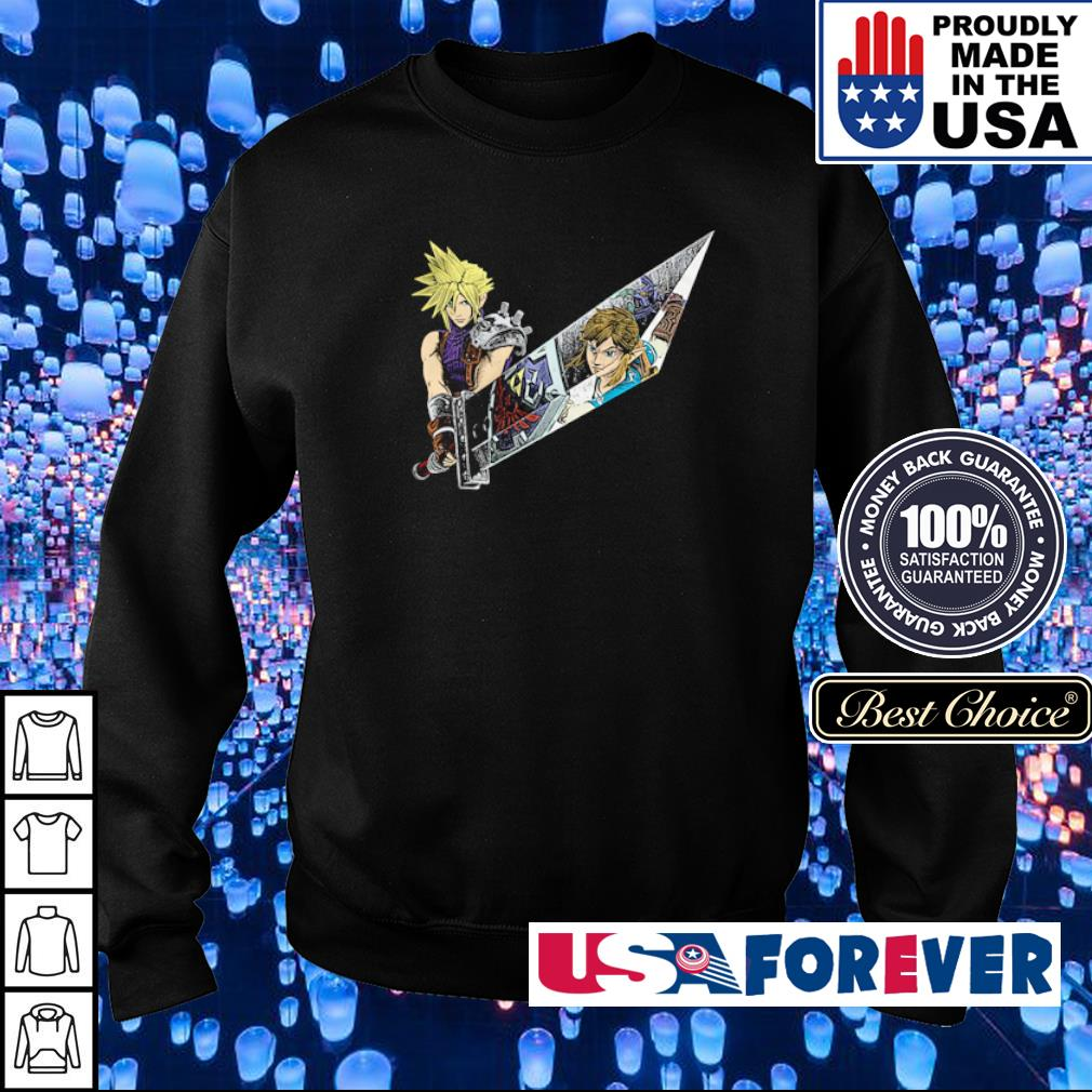Super Smash Bros One Must Fall s sweater