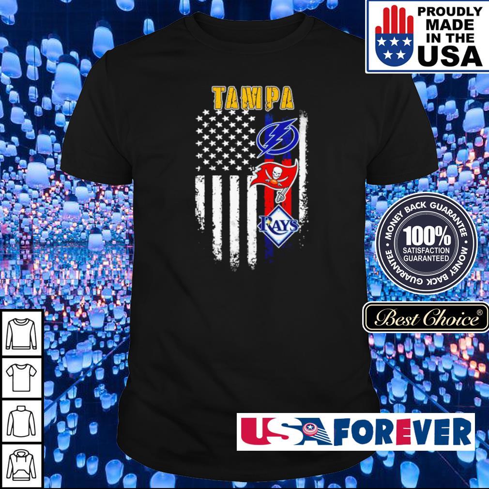 Tampa Bay Buccaneers Tampa Bay Rays Tampa Bay Lightning shirt