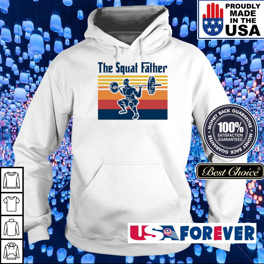 The Squat Father Vintage s hoodie