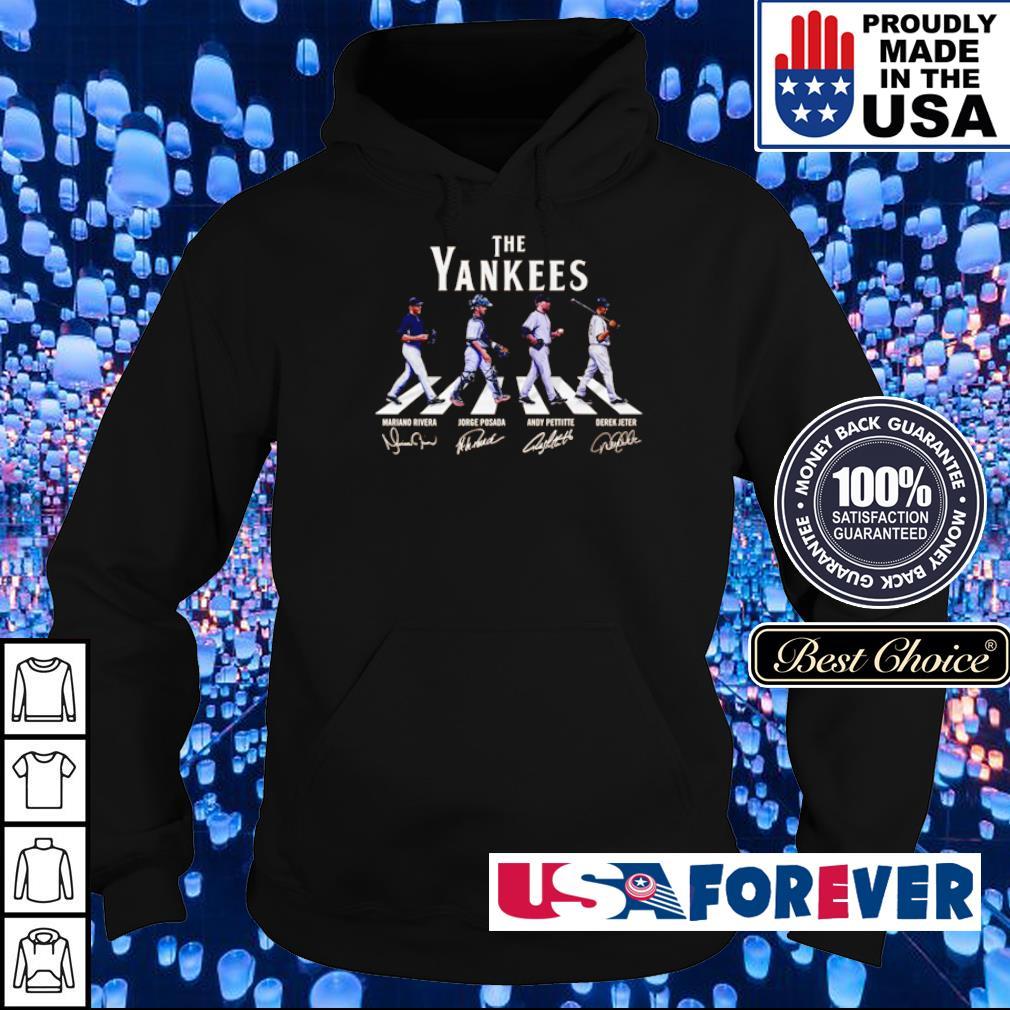 The Yankees Rolling Stones vintage s hoodie