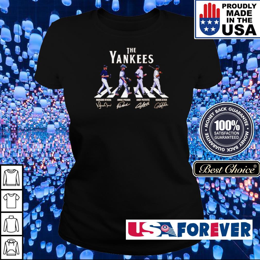 The Yankees Rolling Stones vintage s ladies