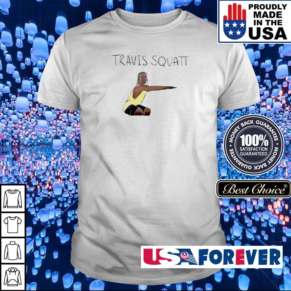 Travis Scott Squati shirt