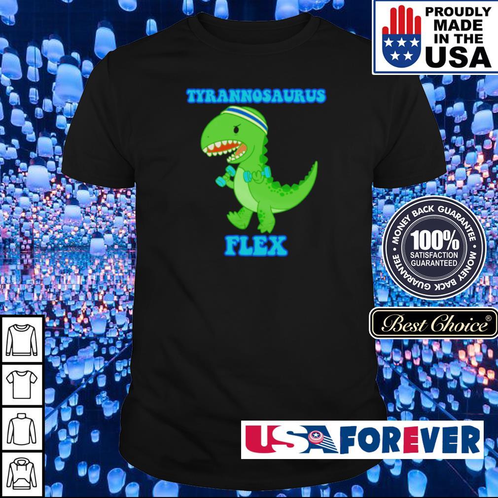 Tyrannosaurus Flex shirt