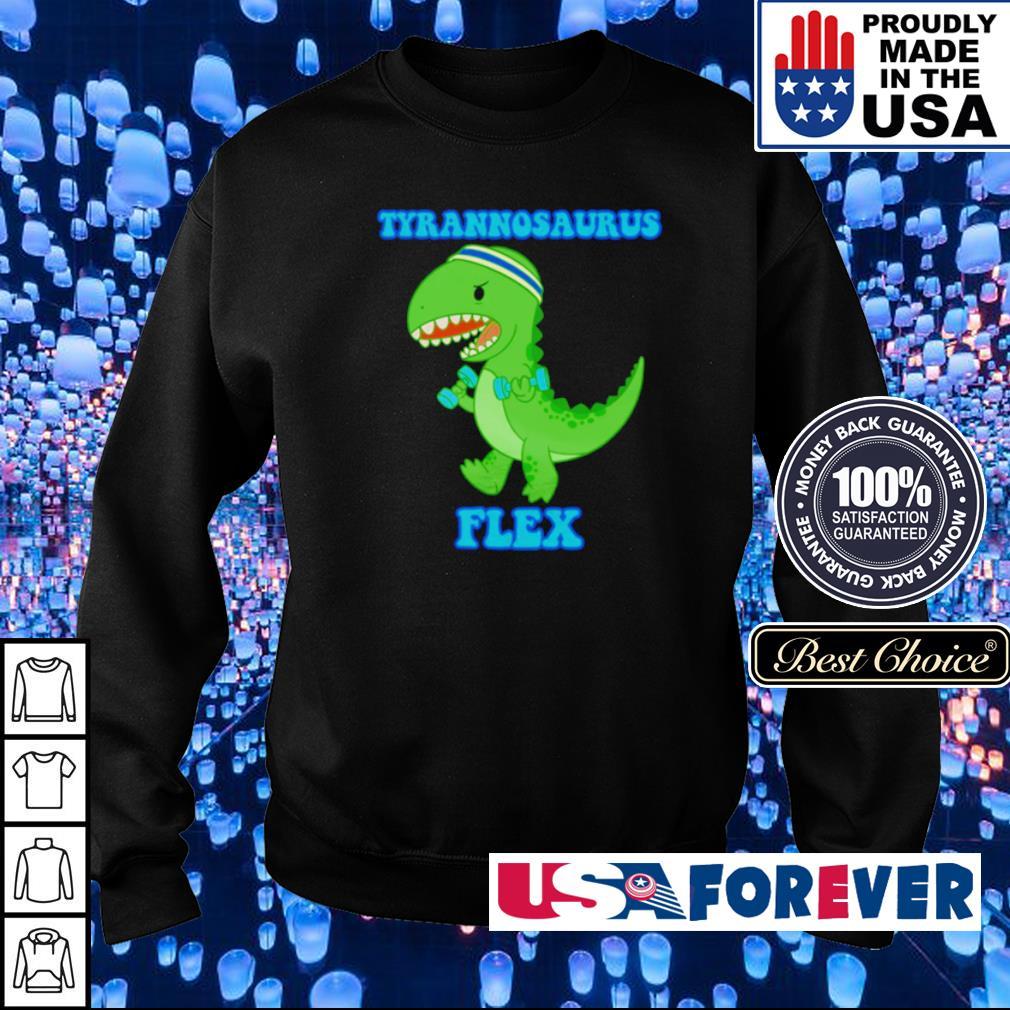 Tyrannosaurus Flex s sweater