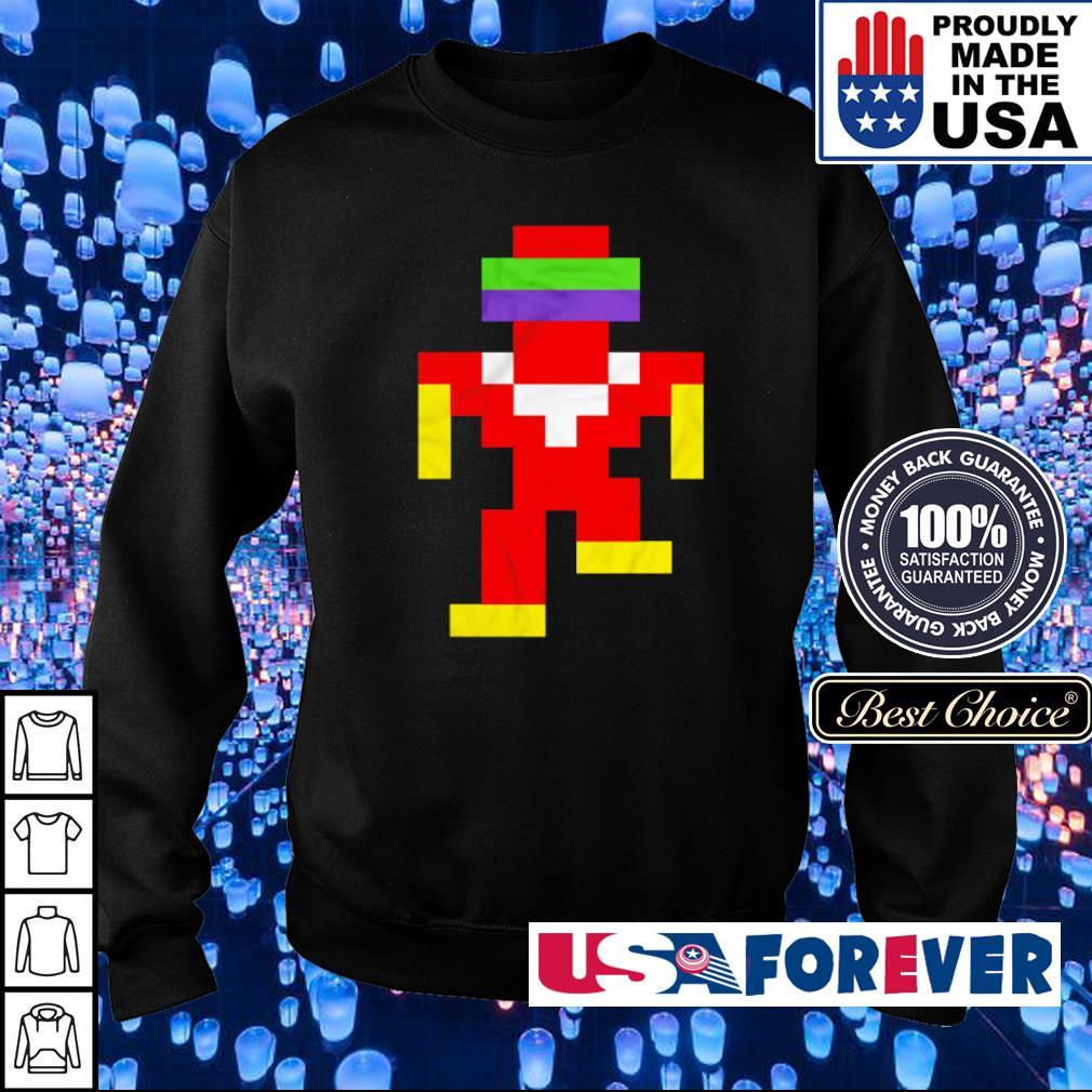 2084 menacing Grunt s sweater