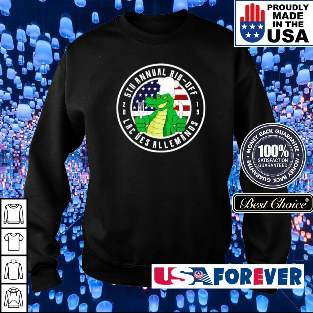 5th annual rib-off lacues allemands 2019 s sweater
