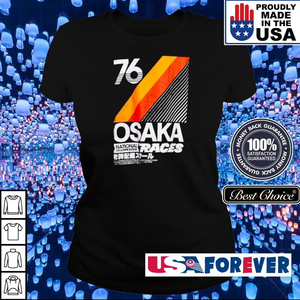 76 Osaka NationalChampionship Races s ladies