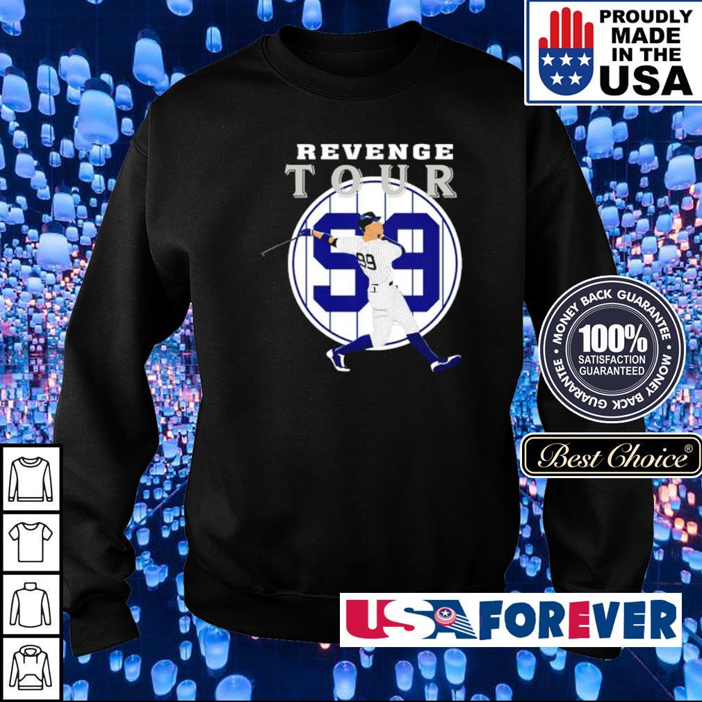 99 Aaron Judge revenge tour s sweater