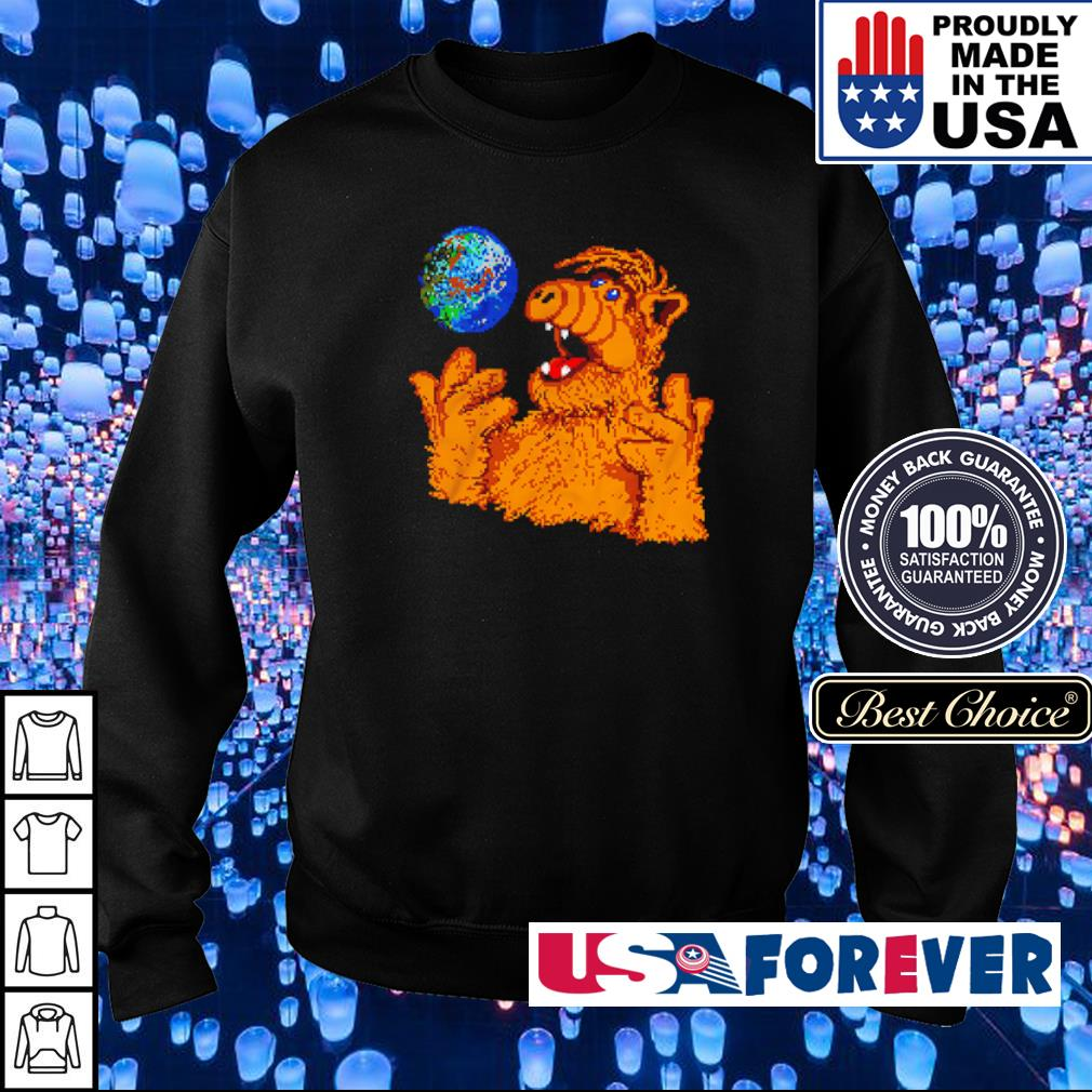 Alien Life Form s sweater