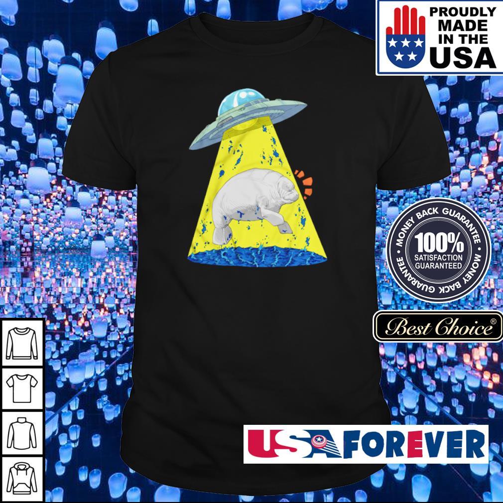 Alien take Wrong Cow shirt