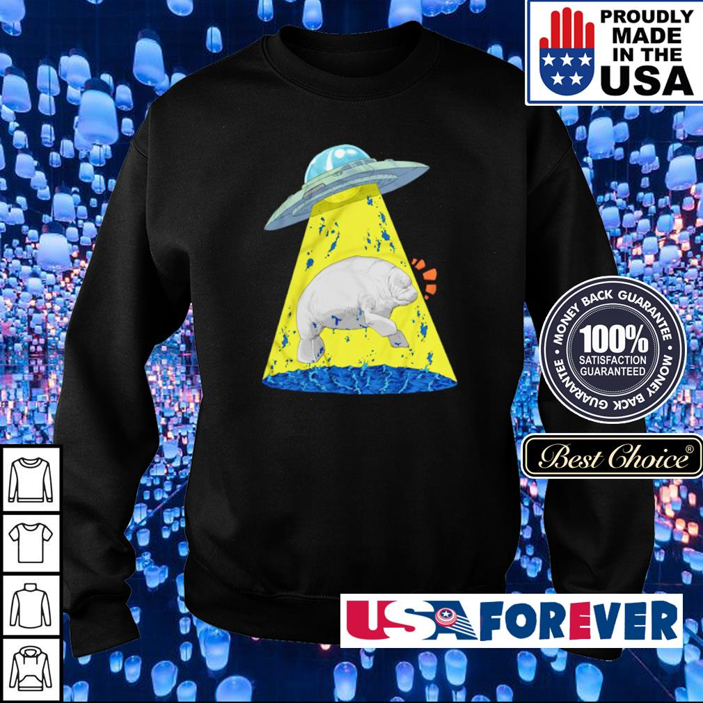Alien take Wrong Cow s sweater