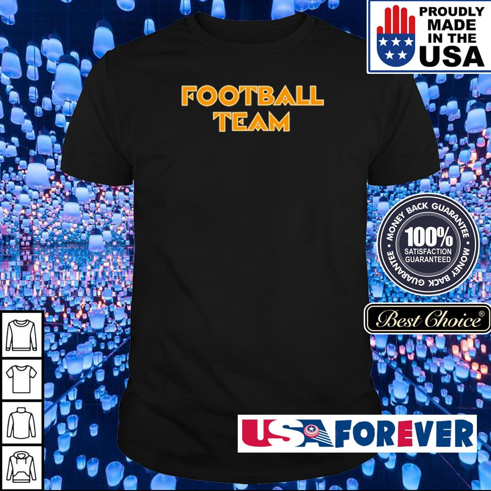 Awesome Football Team shirt