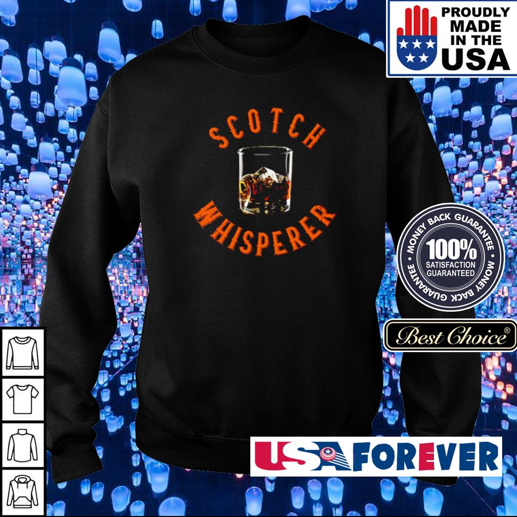 Awesome Scotch Whisperer s sweater