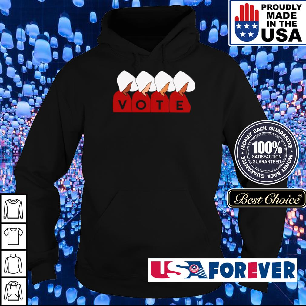 Black woman live matter vote s hoodie