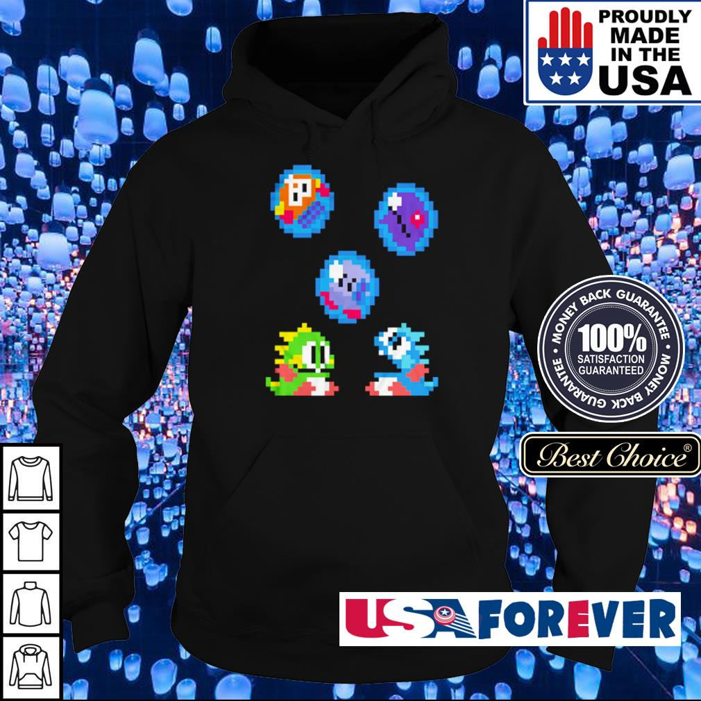Bubble Bobble's Bubby and Bobby s hoodie