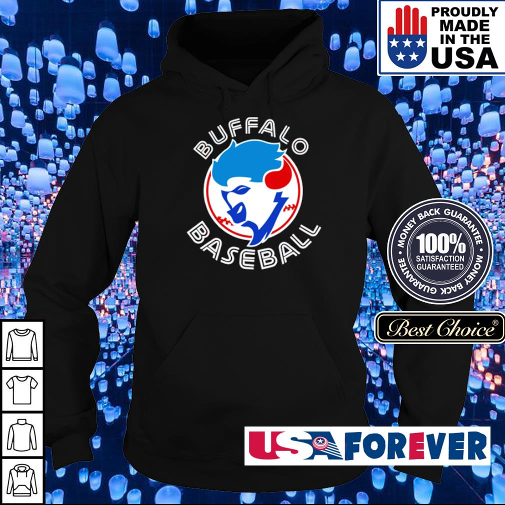 Buffalo Baseball blue jays s hoodie