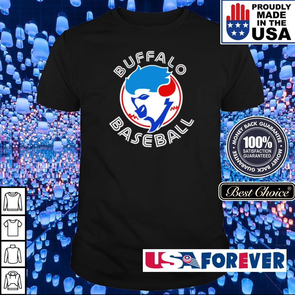 Buffalo Baseball blue jays shirt