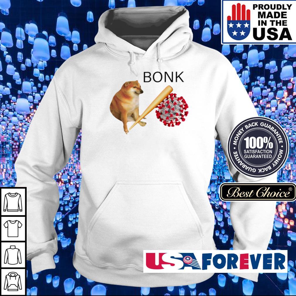 Cheems Bonk Coronavirus s hoodie