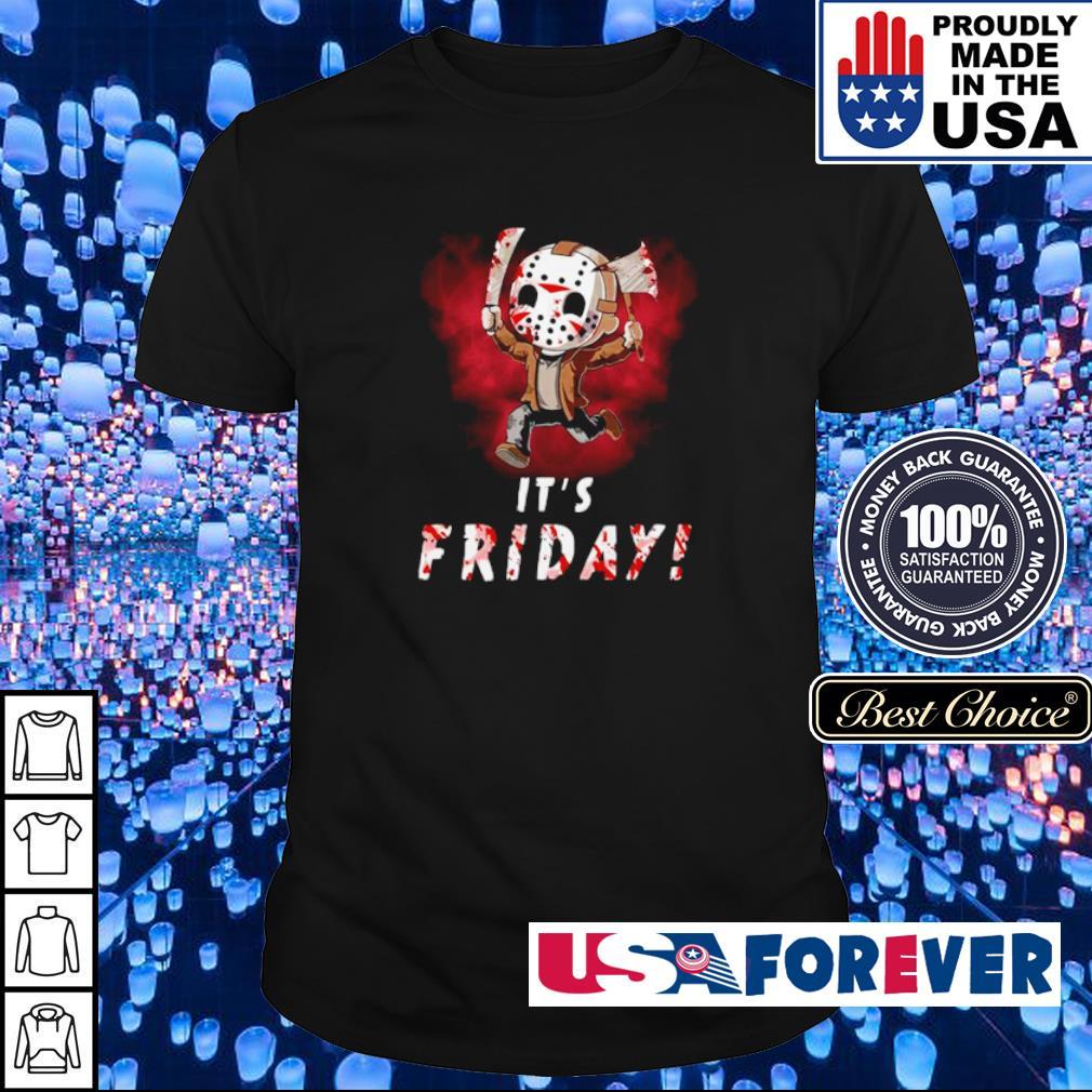 Chibi Jason Voorhees it's friday shirt