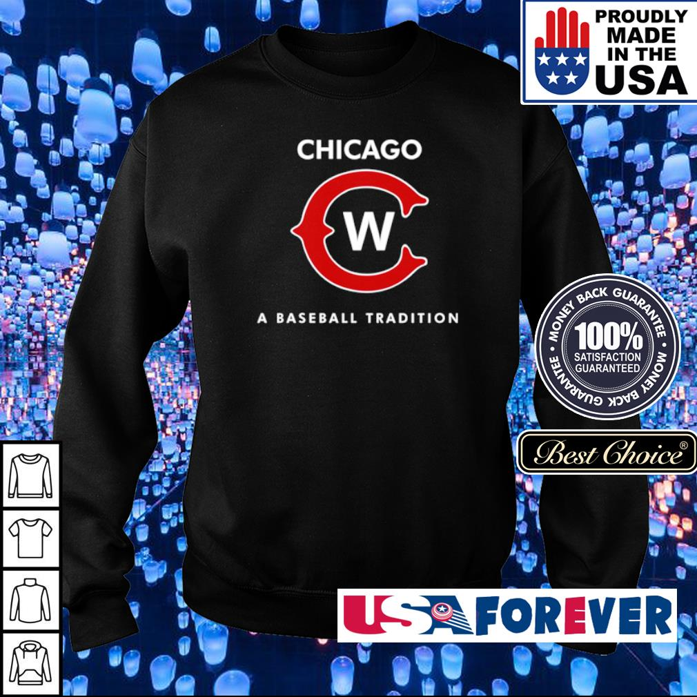 Chicago Cubs a baseball tradition s sweater