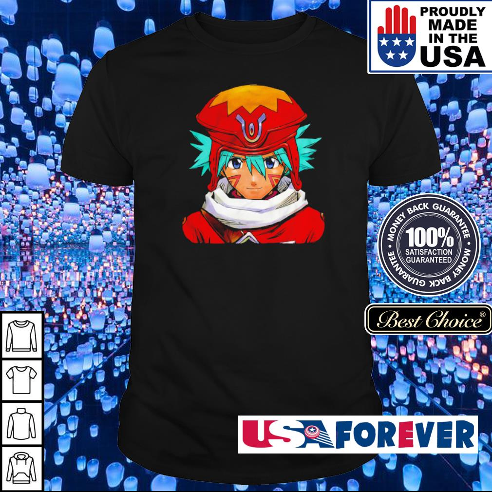 Dot Hack High as a Kite shirt