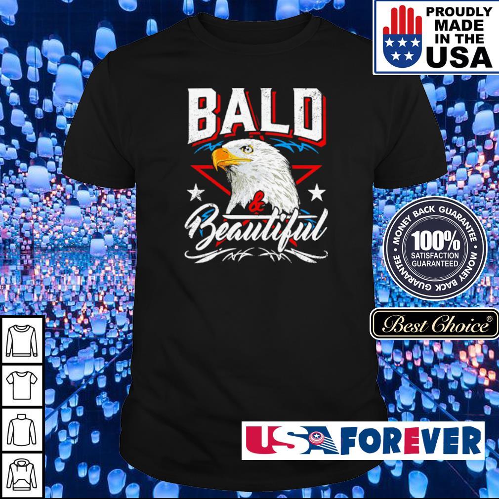 Eagle Balo and Beautiful shirt