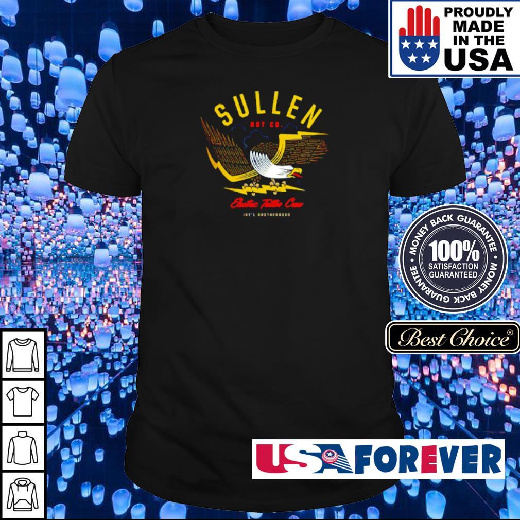 Eagle Sullen Art CO Electric Tattoo Crew shirt