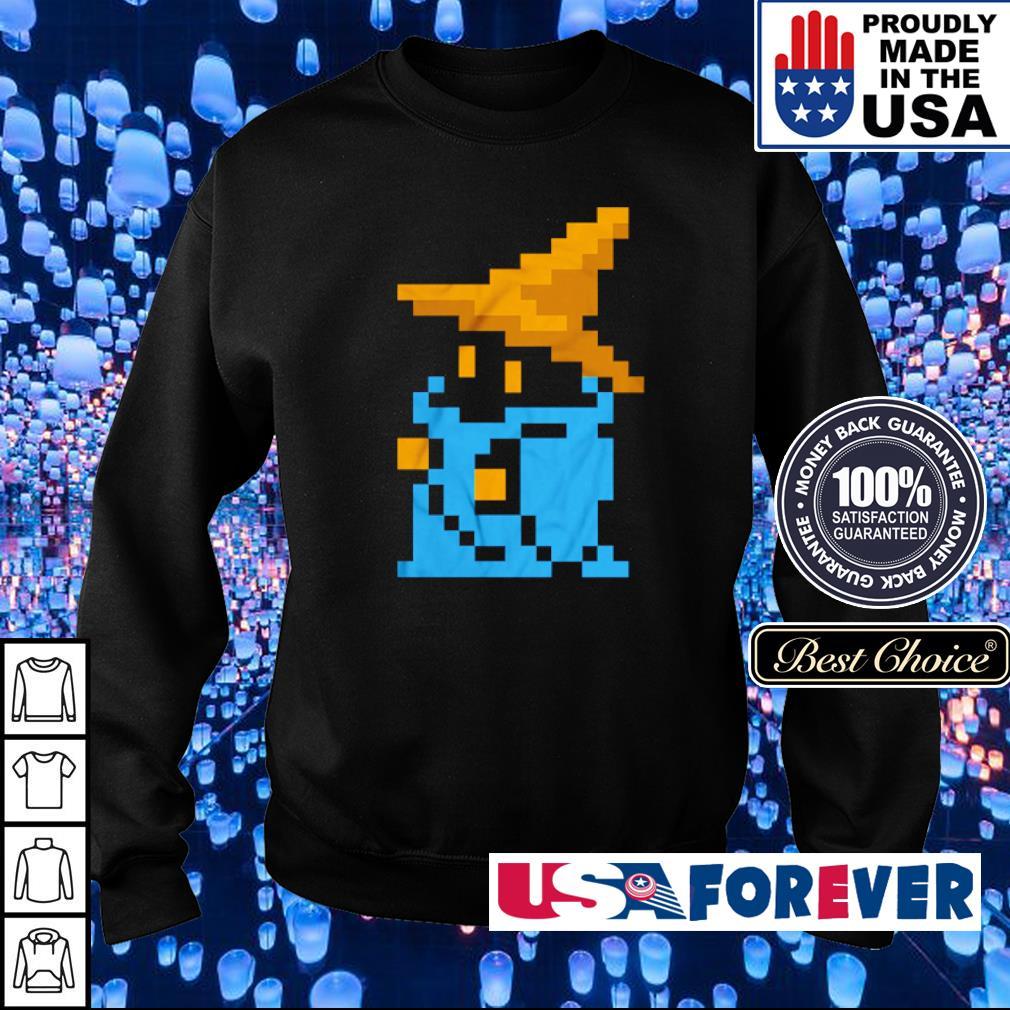 Final Fantasy Black Mage s sweater