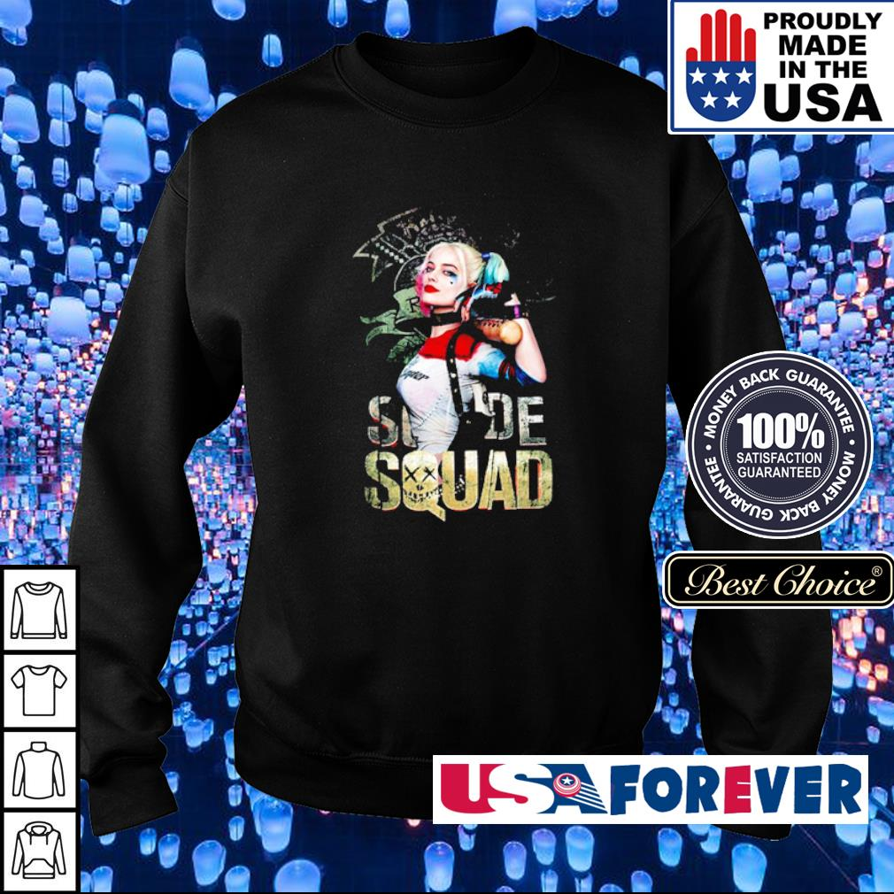 Harley Quinn Suicide Squad s sweater