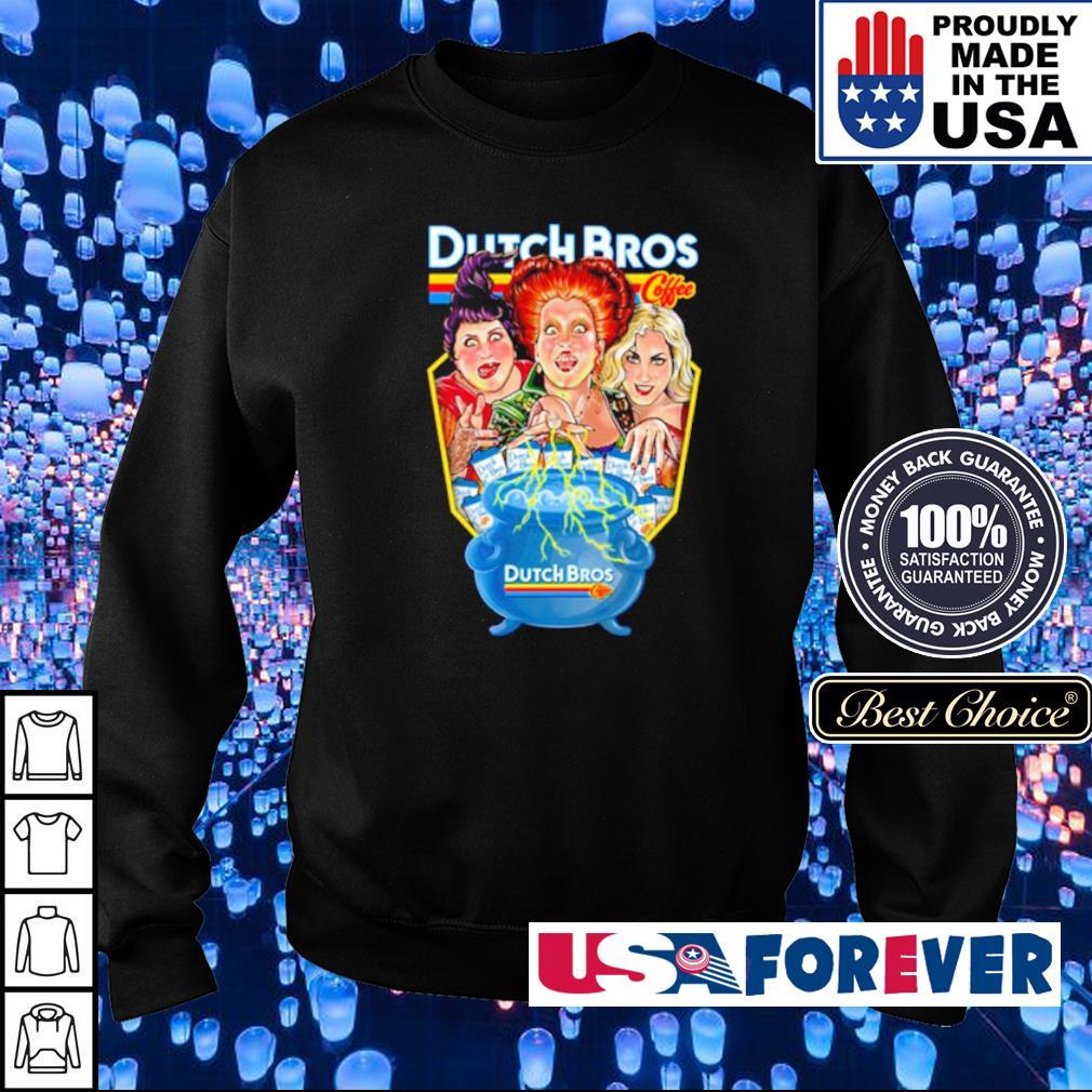 Hocus Pocus Dutch Bros Coffee s sweater