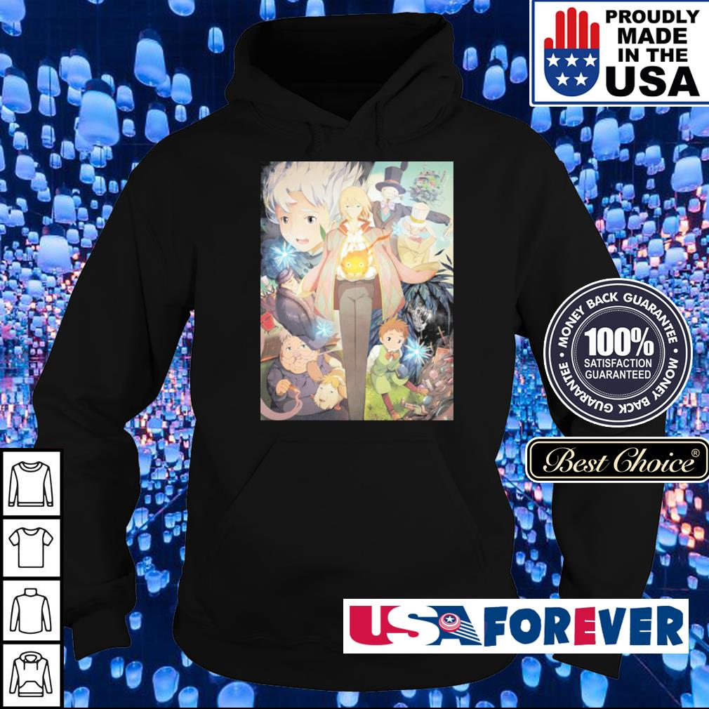 Howl's Moving Castle s hoodie