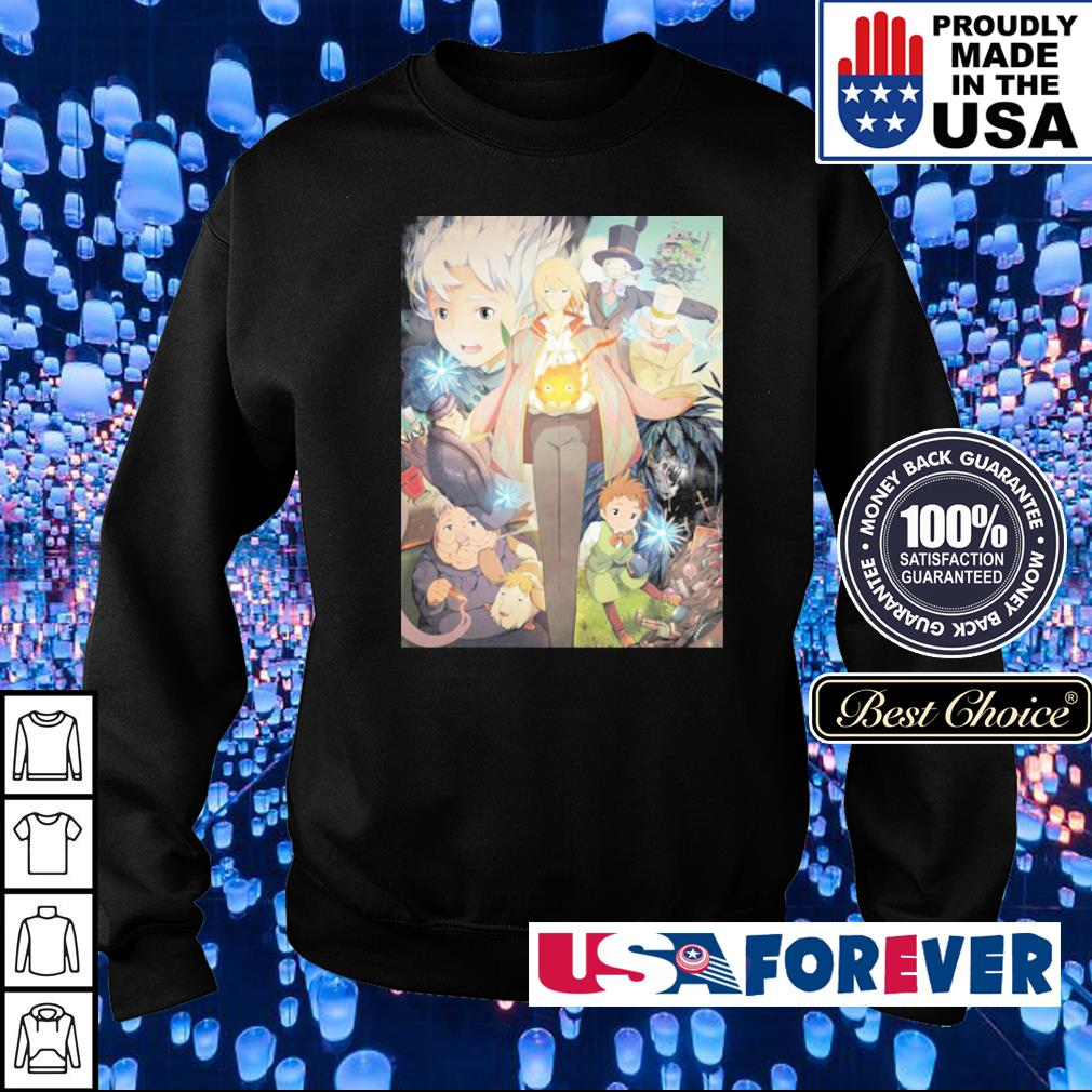 Howl's Moving Castle s sweater