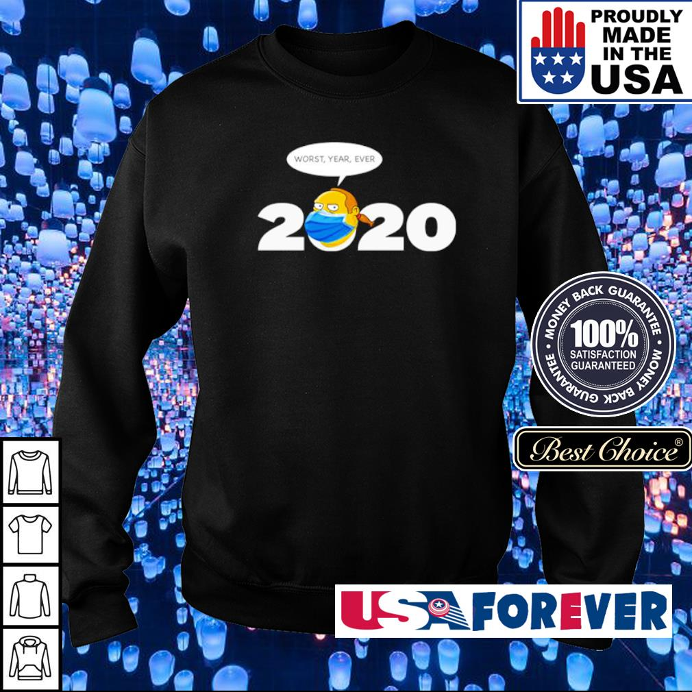 Jeff Albertson 2020 worst year ever s sweater