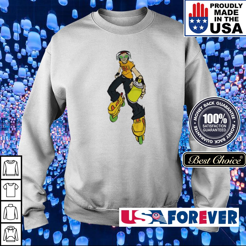 Jet Set Radio Tag You're It s sweater