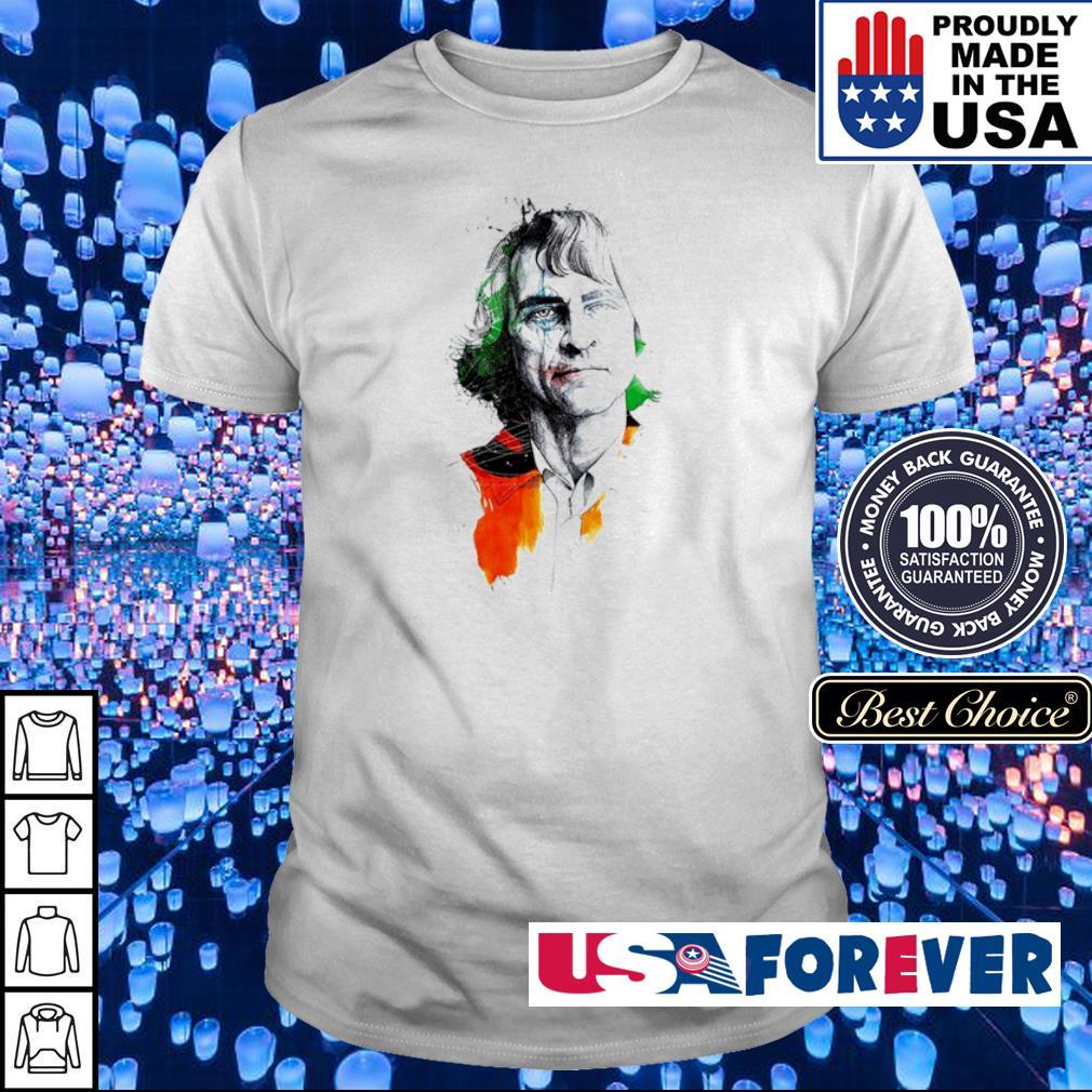 Joaquin Phoenix The Joker shirt