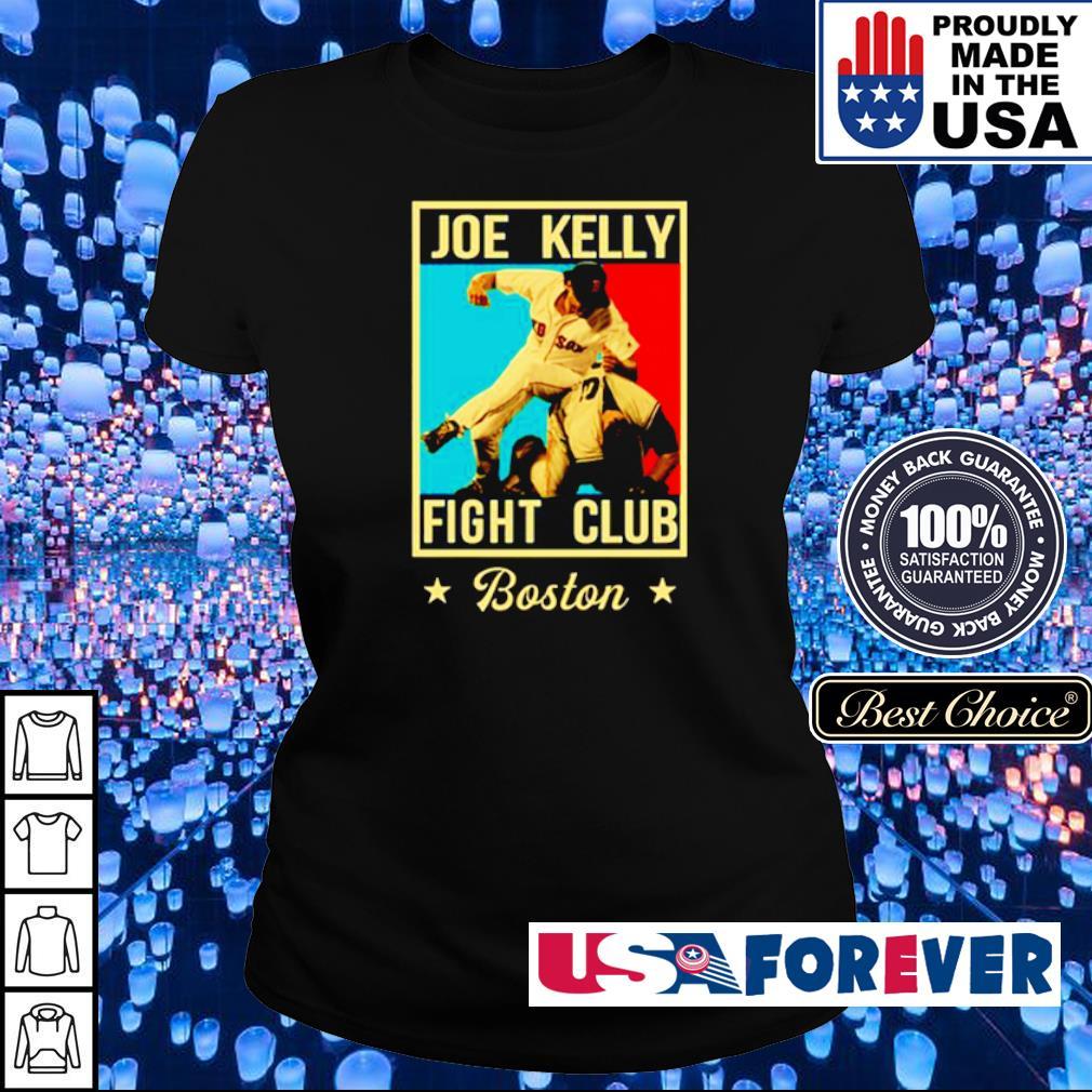 Joe Kelly Fight Club Boston s ladies