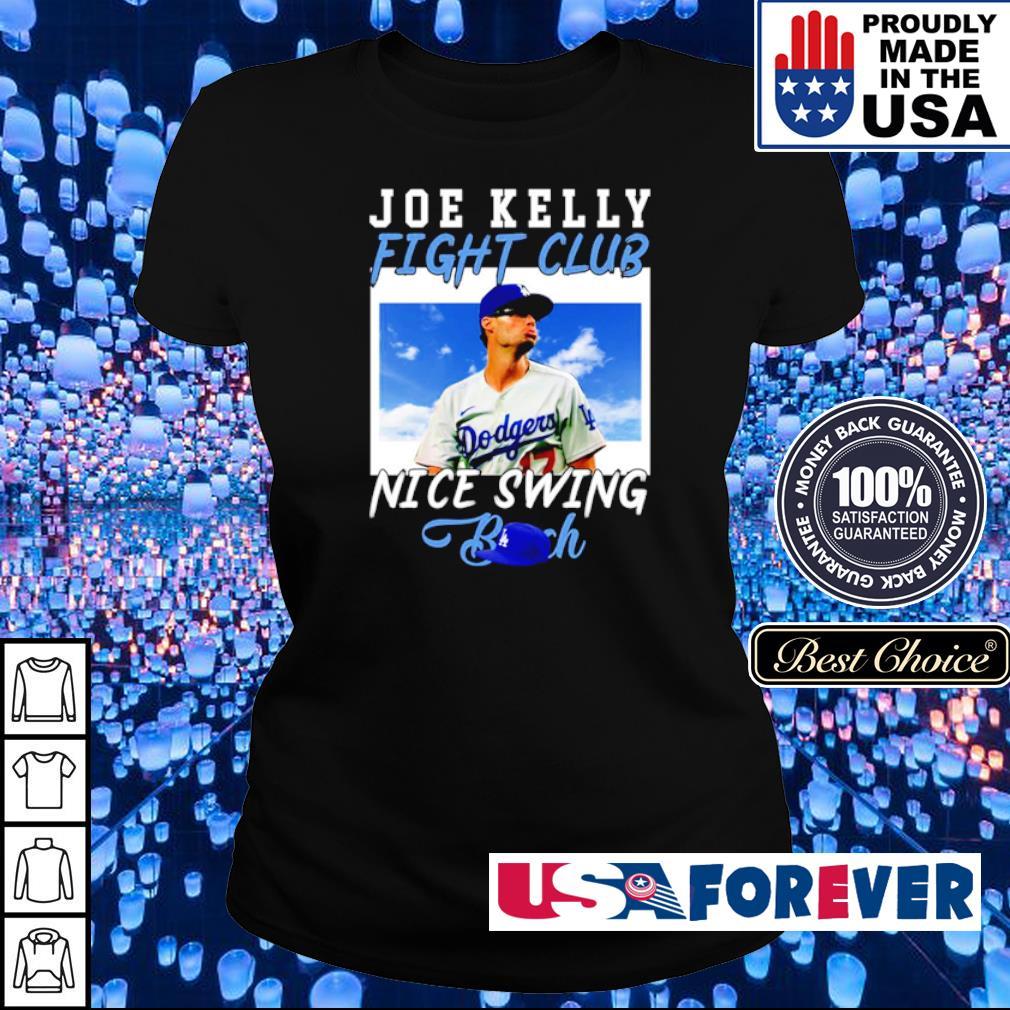 Joe Kelly fight club nice swing bitch s ladies