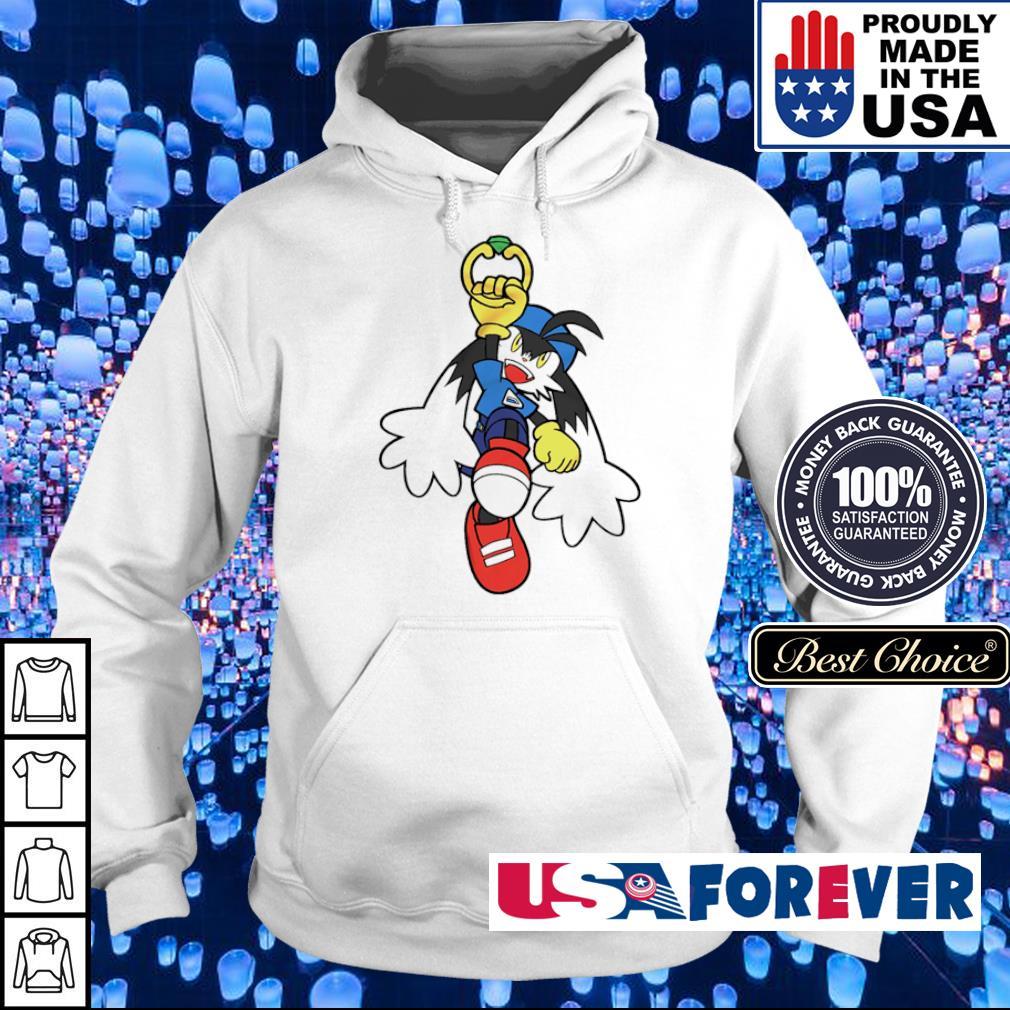Klonoa of the Wind Breezegale Hero s hoodie