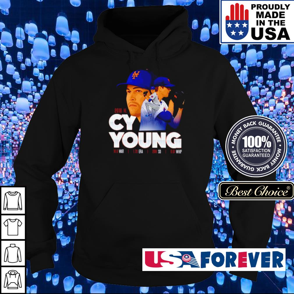 New York Mets 2018 NL CY Young s hoodie
