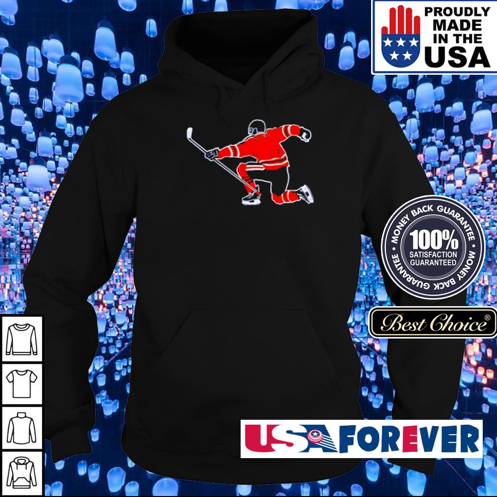 Offcial Hockey Player Score s hoodie