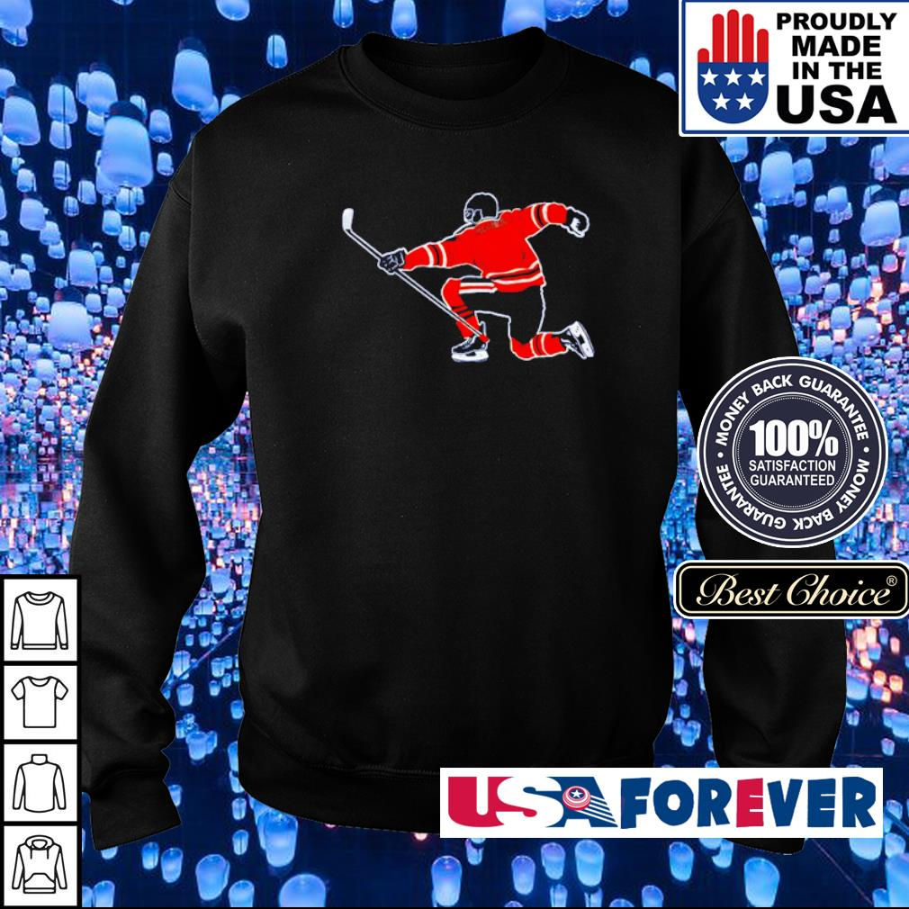 Offcial Hockey Player Score s sweater