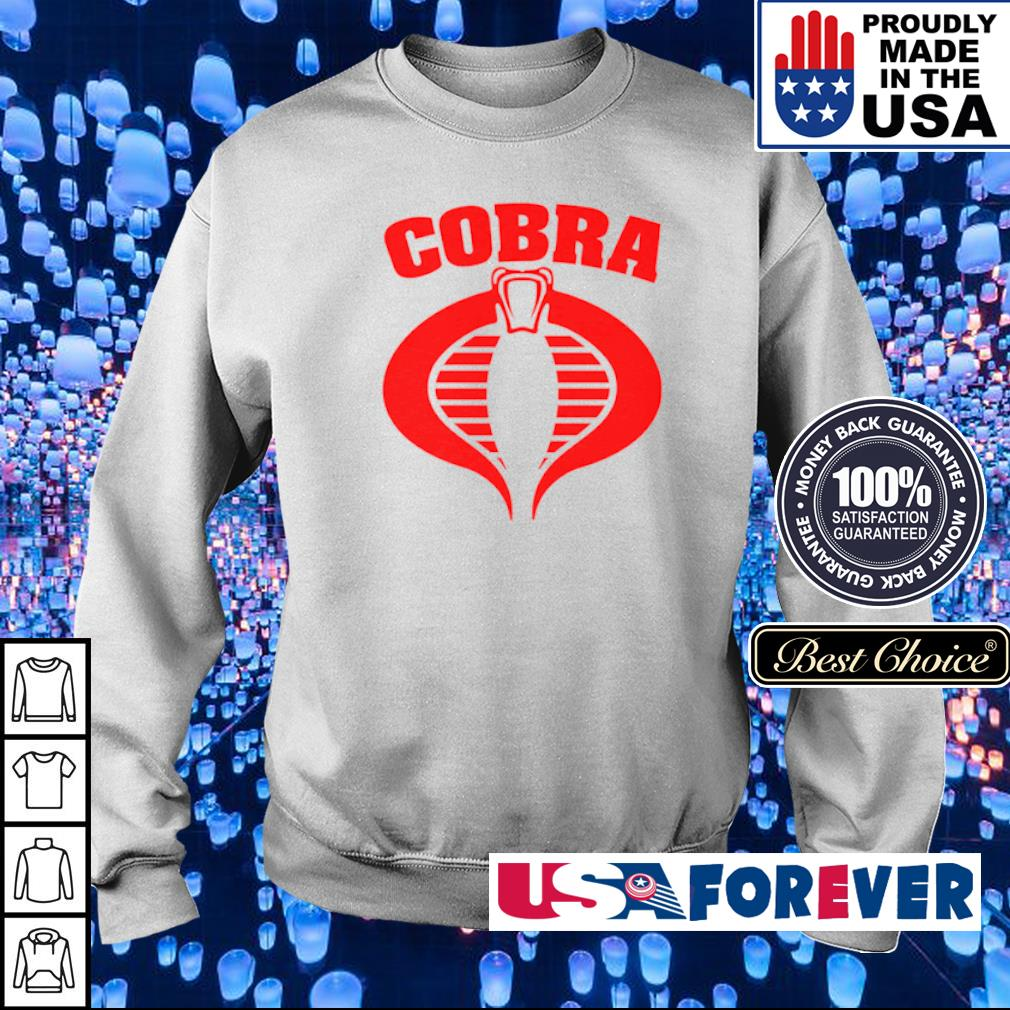 Official awesome Cobra s sweater